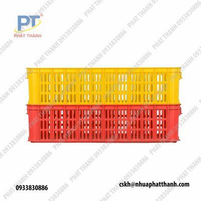 Thùng nhựa rỗng HS008