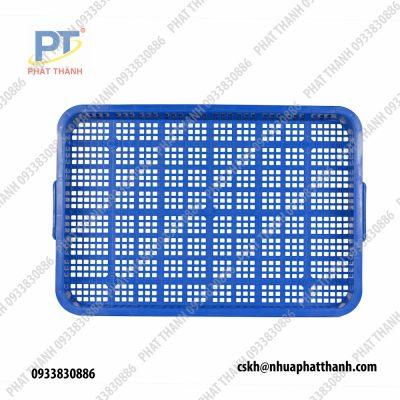 Thùng nhựa rỗng HS010