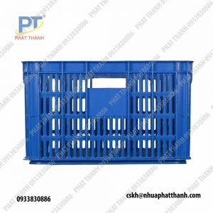 bề ngay sản phẩm thùng nhựa rỗng HS015