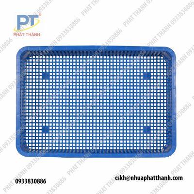 thùng nhựa rỗng HS014
