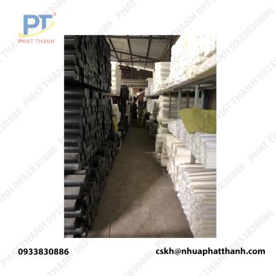 Xưởng sản xuất Thớt nhựa công nghiệp loại dày – cỡ lớn ( 2 mặt trơn)