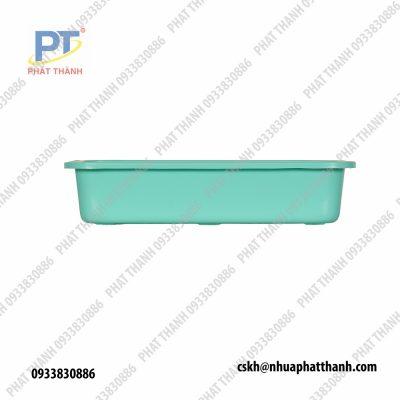 Khay nhựa đặc vuông PT002 (293)