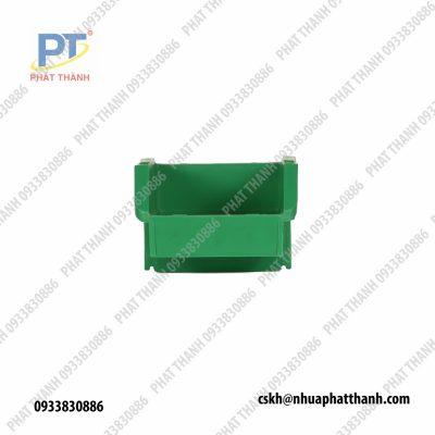 Khay nhựa trắng ( thùng nhựa ) đặc A5
