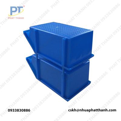 Khay nhựa (thùng nhựa) đặc A8