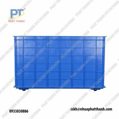 thùng nhựa đặc HS0199 ( 8 bánh xe )