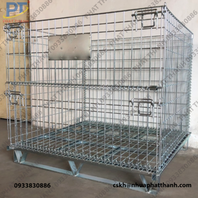 Pallet lưới WC-A9