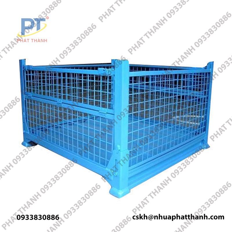 Pallet lưới sơn tĩnh điện