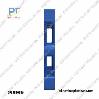 Pallet nhựa PL08LK màu xanh dương