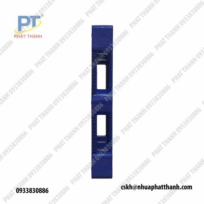 Pallet nhựa PL09LK màu xanh