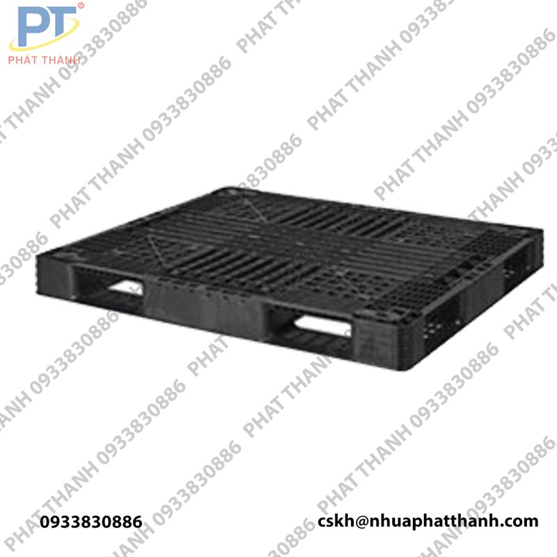 Pallet nhựa PL131112 màu đen