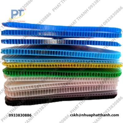 Tấm nhựa PP Danpla loại thường