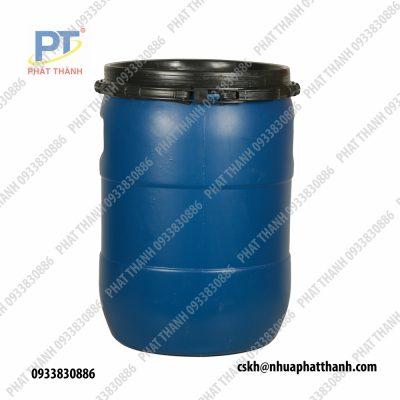 Thùng Phuy Nhựa 50L