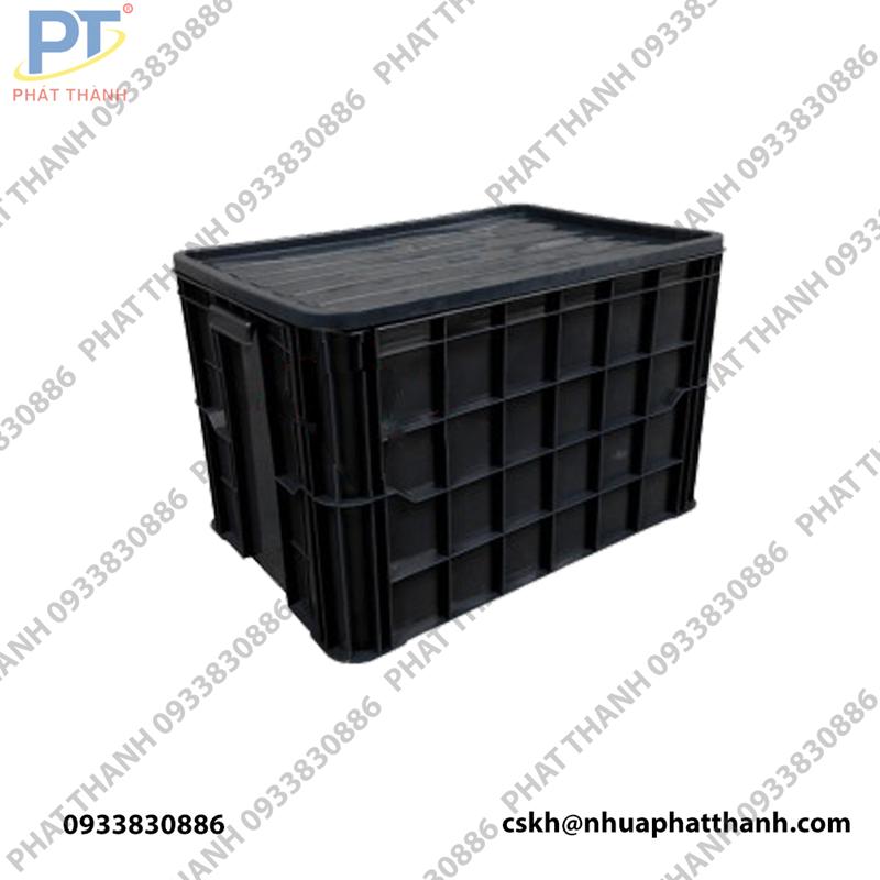 Thùng nhựa HS026 chống tĩnh điện 10^4