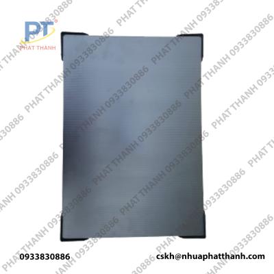 Thùng nhựa PP danpla chống tĩnh điện