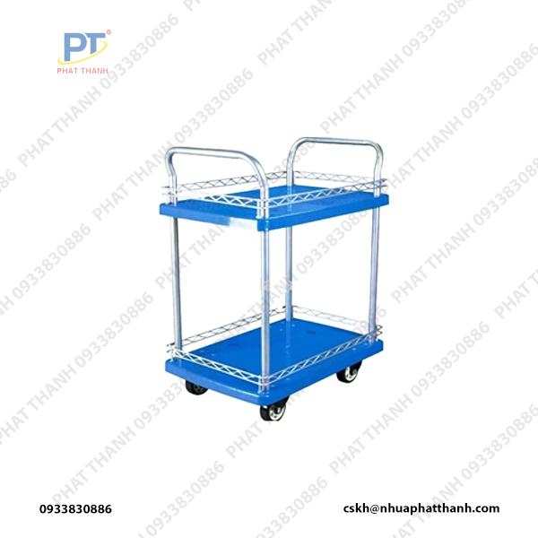 Xe đẩy sàn nhựa FEIDA FD-150T2