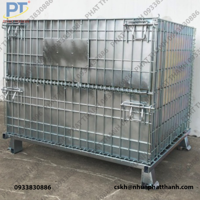 Lồng sắt WC-A5 có tấm lót