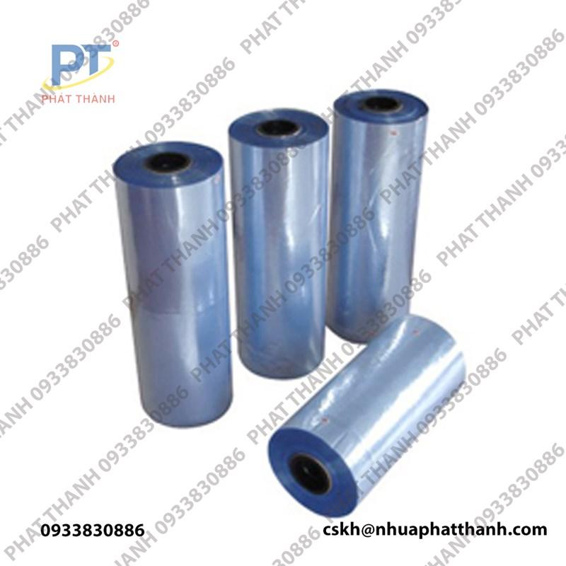 Màng nhựa PVC trong dạng cuộn 0.5mm x 1.4m x 50m
