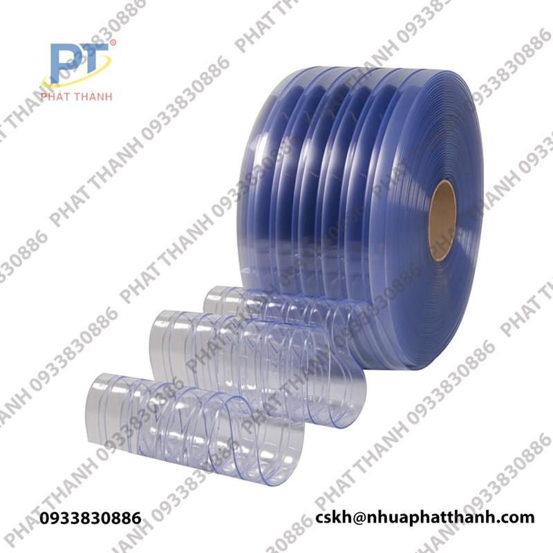 Màng nhựa PVC trong dạng cuộn 0.4mm x 1.6m x 50m