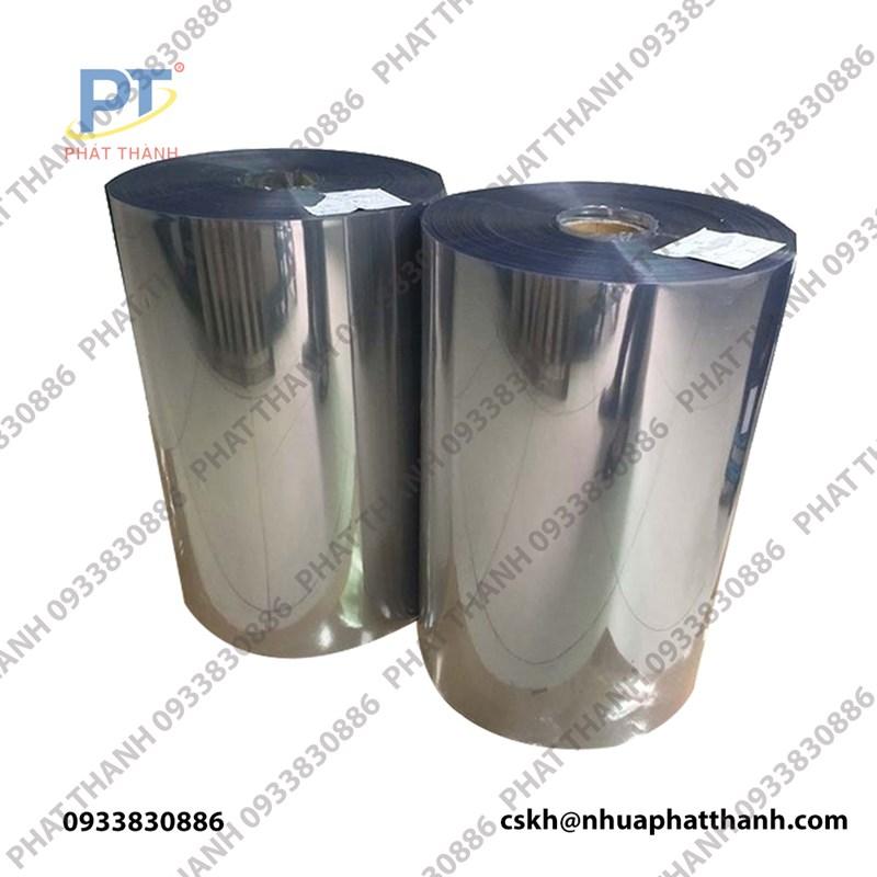 Màng nhựa PVC trong dạng cuộn 2mmx1.2mx15m