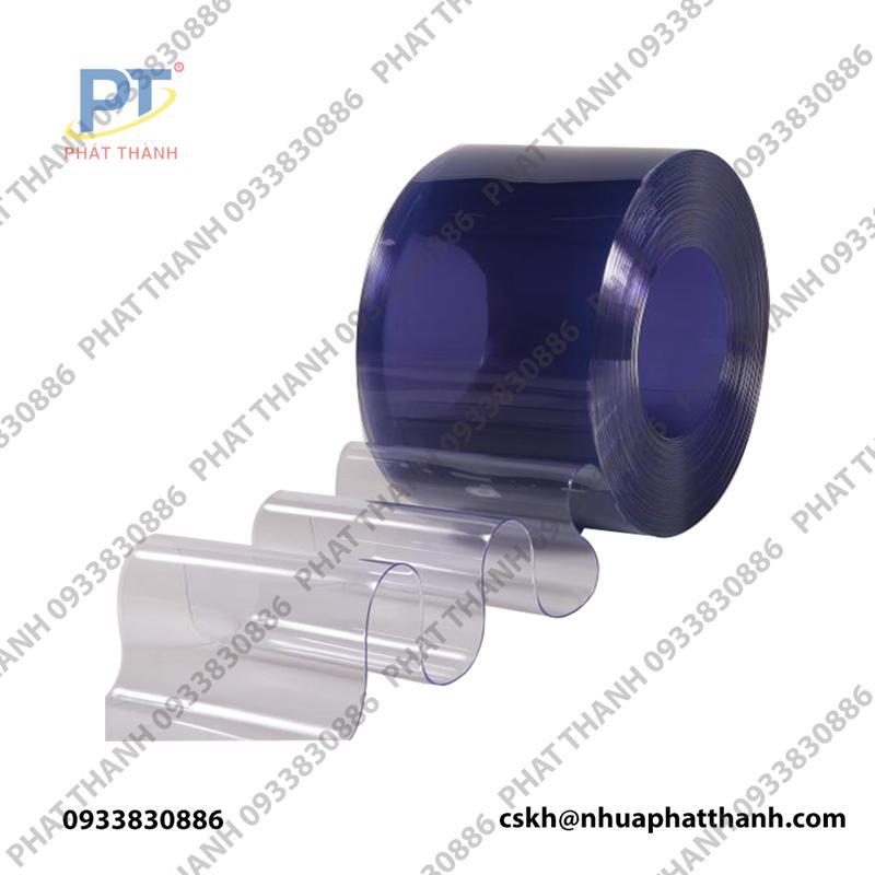 Màng nhựa PVC trong dạng cuộn 1.5mmx1.2mx20m