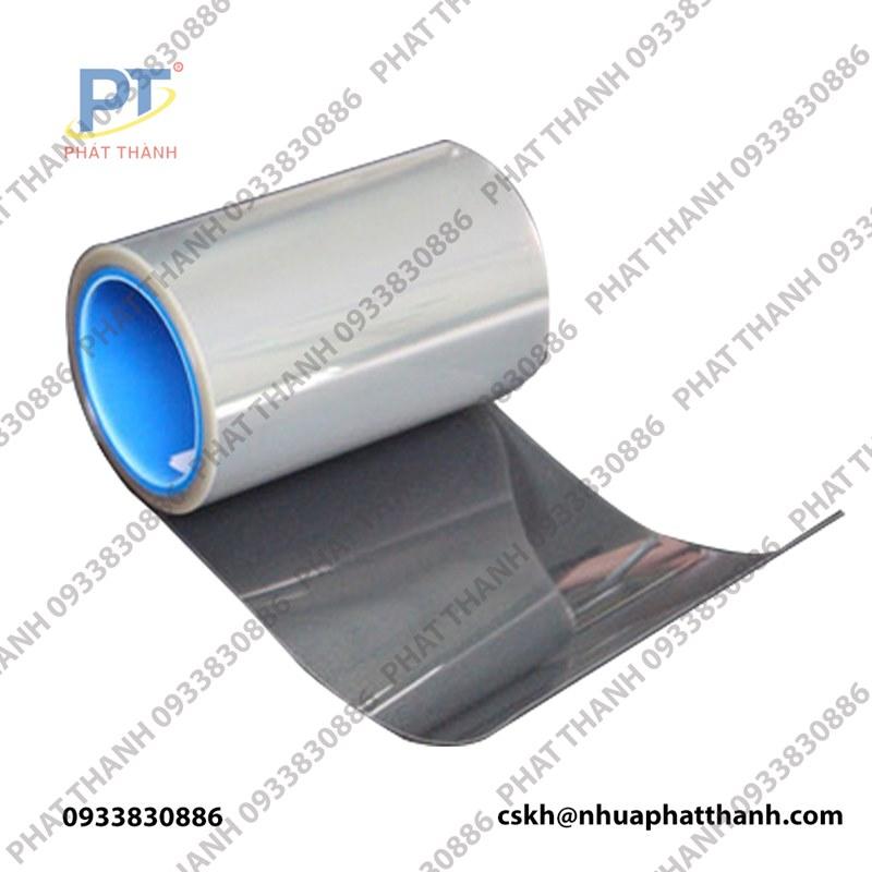 Màng nhựa PVC trong dạng cuộn 0.9mmx1.4mx20m