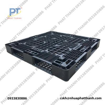 Pallet nhựa PL09LK màu đen