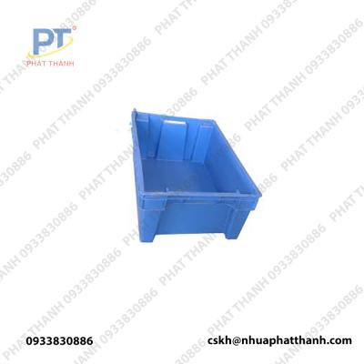 Thùng nhựa đặc YM002