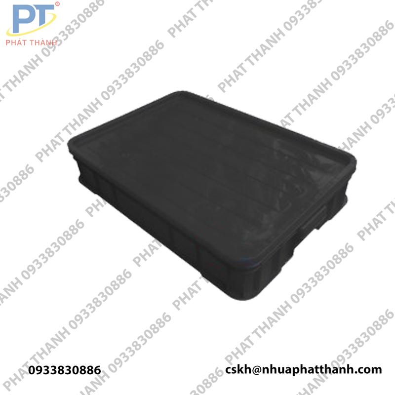 Thùng nhựa HS025 chống tĩnh điện 10^4