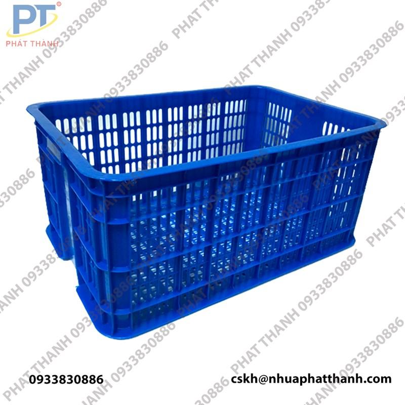 thùng nhựa rỗng QL039