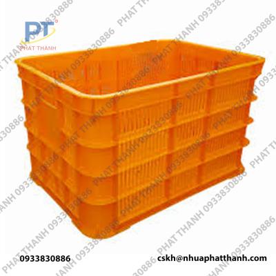 thùng nhựa rỗng HS012