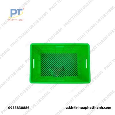 thùng nhựa rỗng HS013