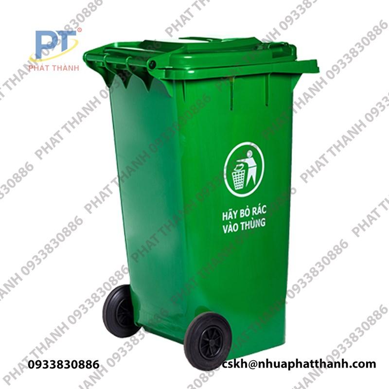 Thùng rác tái chế sử dụng nơi công cộng