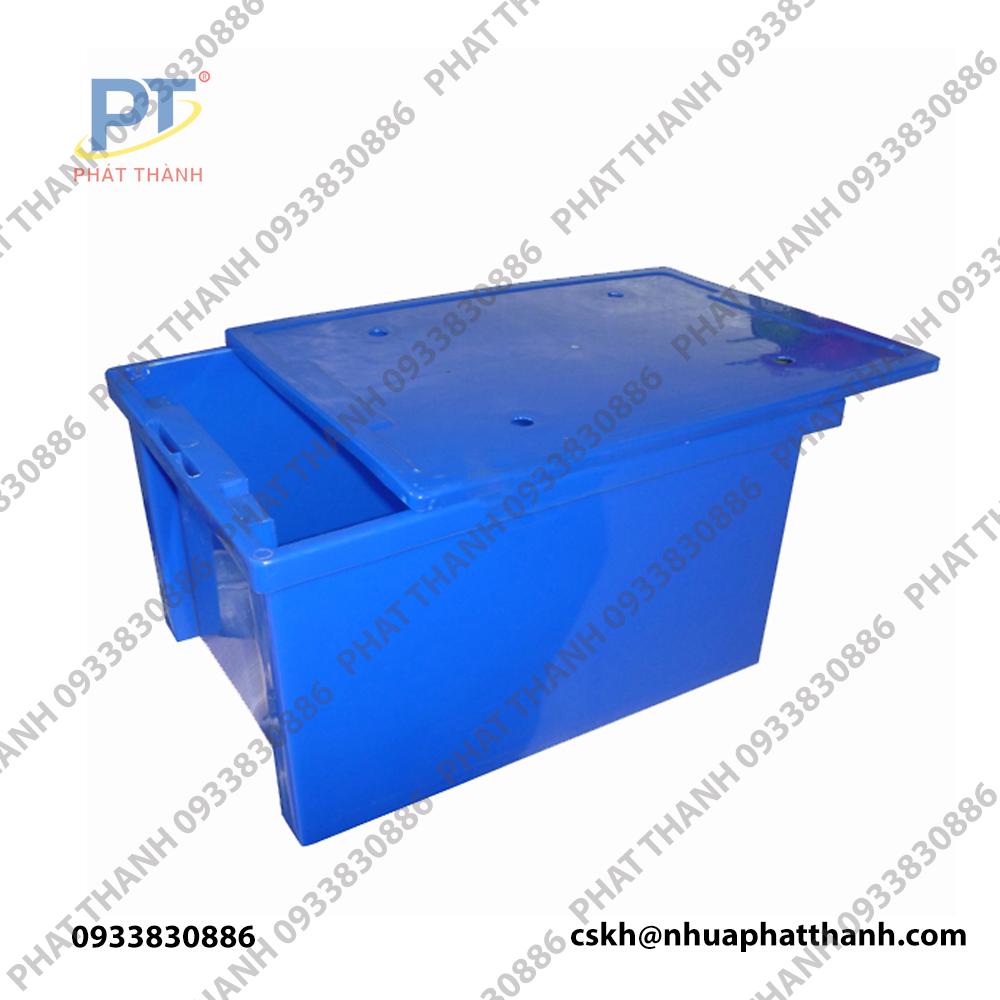 Thùng nhựa đặc PT25