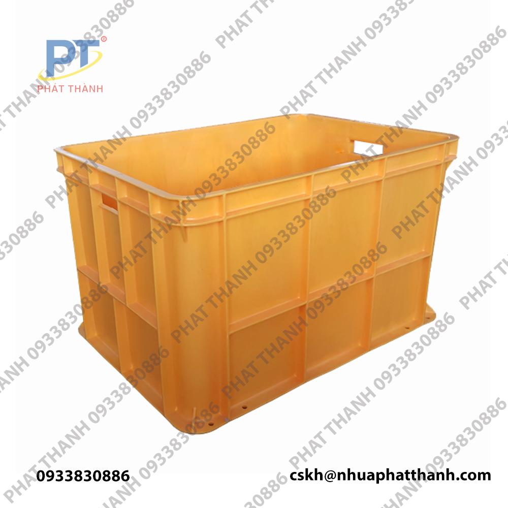 Thùng nhựa đặc PTB 100