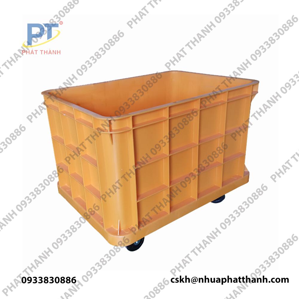 Thùng nhựa đặc PTB 200