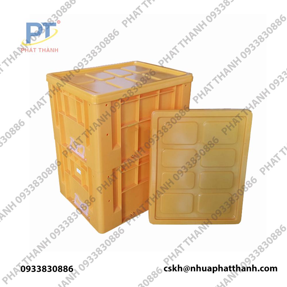 Thùng nhựa đặc PTC 433