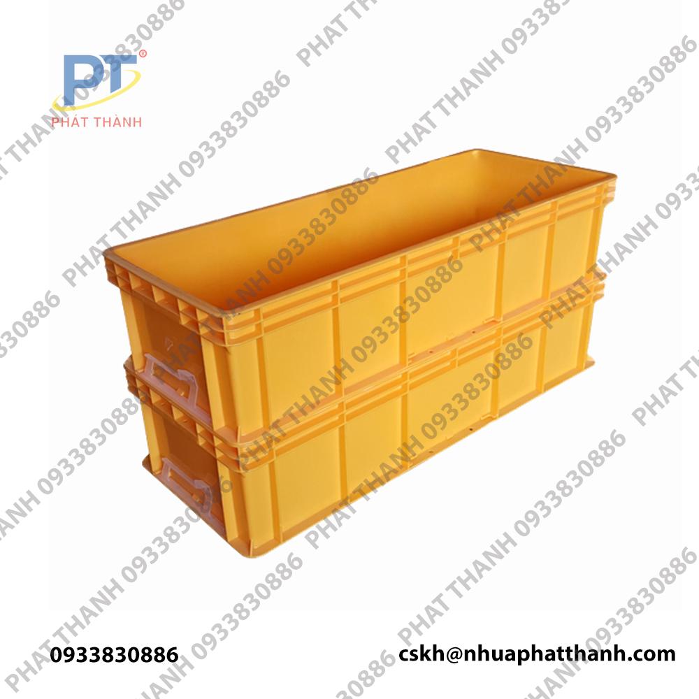 Thùng nhựa đặc PTC 831