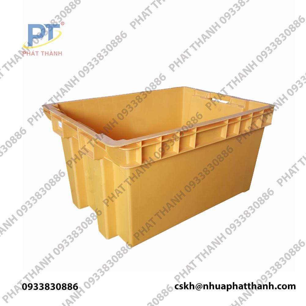 Thùng nhựa đặc PTS 112
