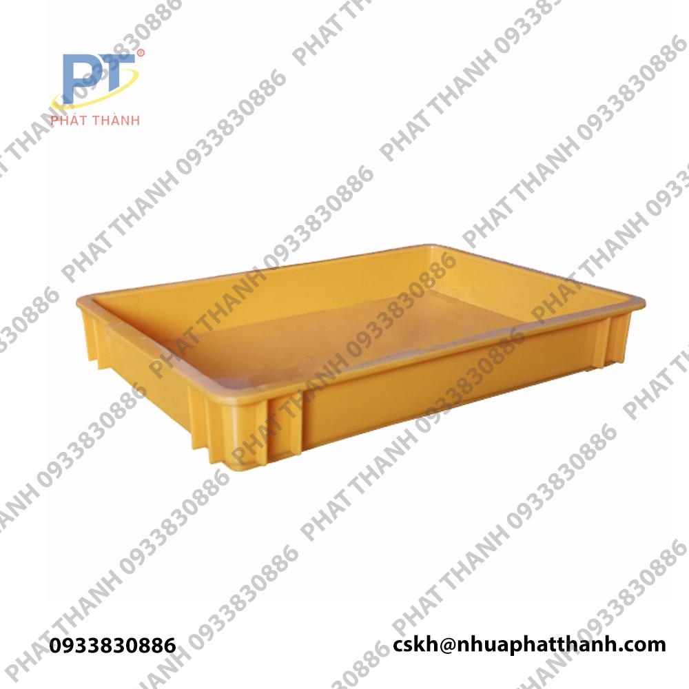Thùng nhựa đặc PTP 302