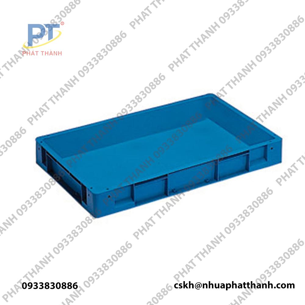Thùng nhựa đặc PTC 741