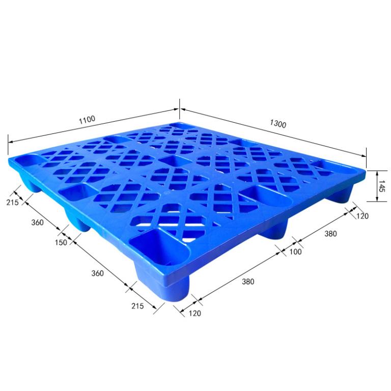 Sản phẩm pallet nhựa làm từ công nghệ ép phun