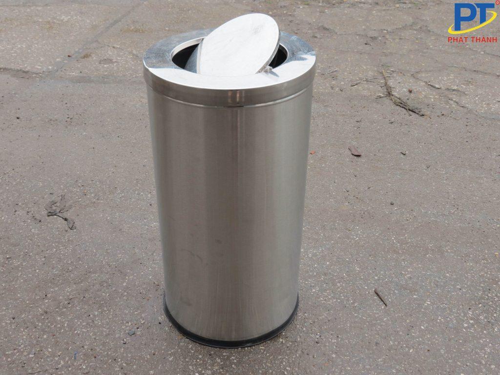Thùng rác inox và những điều cần biết