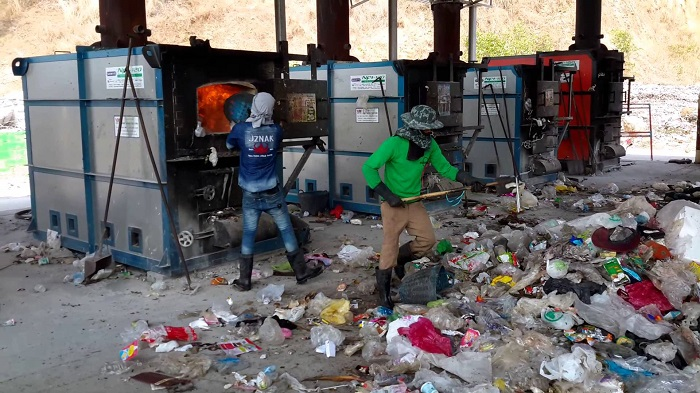 Xử lý rác thải vô cơ hiện nay vẫn rất khó khăn