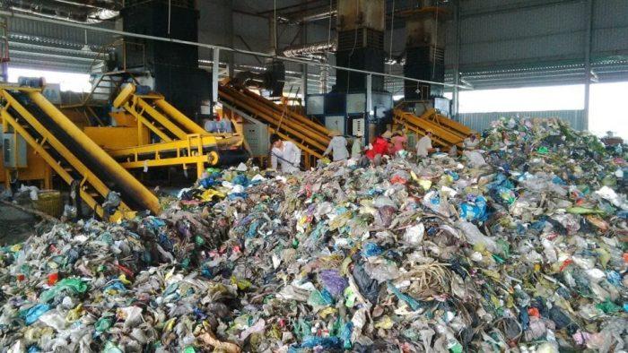 Xử lý rác thải vô cơ
