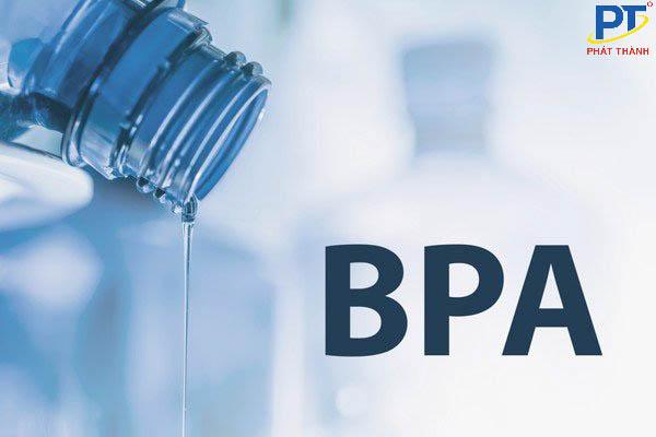 BPA luôn phải được kiểm soát ở mức độ cho phép