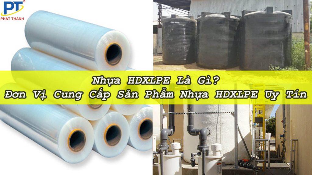 Nhựa HDXLPE