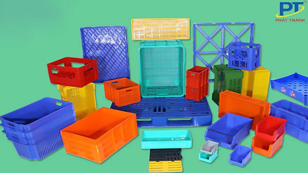 Làm thùng nhựa theo yêu cầu