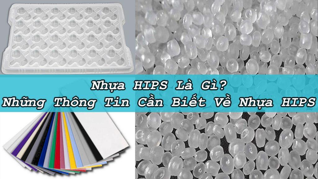 Nhựa HIPS