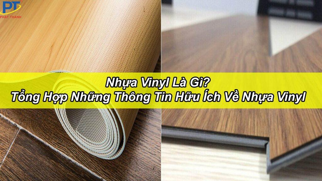 Nhựa Vinyl