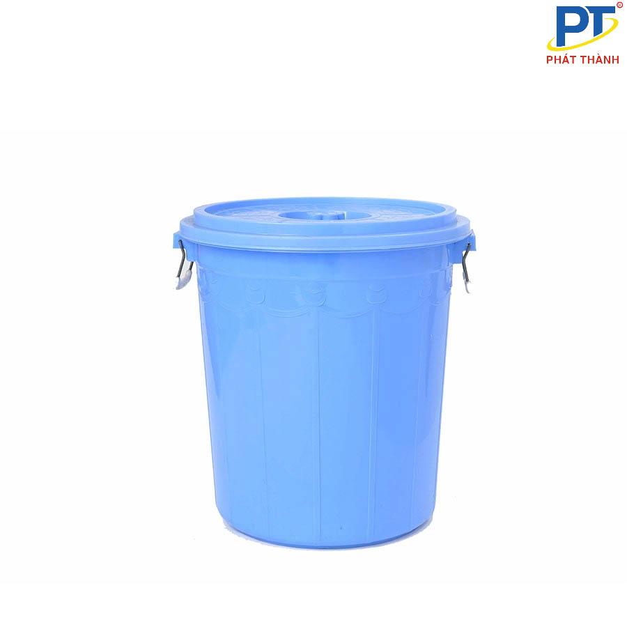 Thùng nhựa đựng gạo 35l